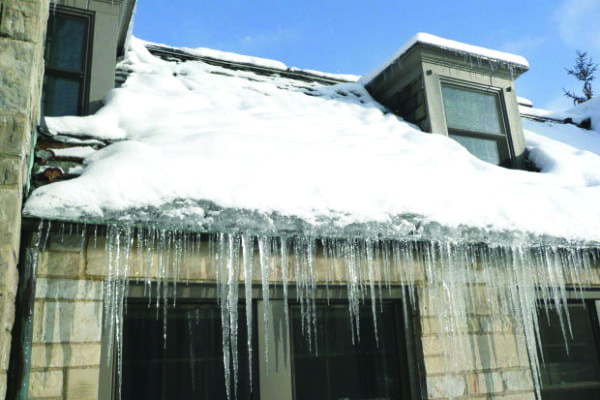 ice dam solutions